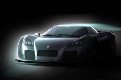 The all new Gumpert Apollo Speed