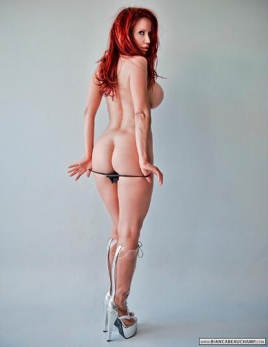 Bianca Beauchamp naked standing