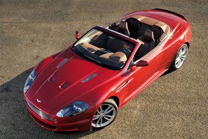 New Aston Martin DBS Volante