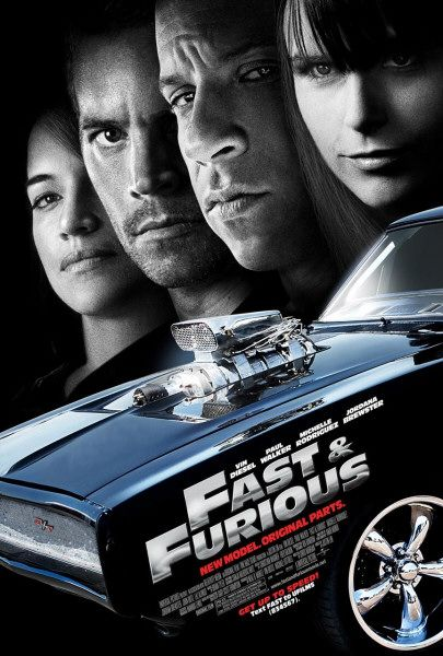 New Fast and Furious 2009