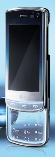 LG GD900 Slide Phone