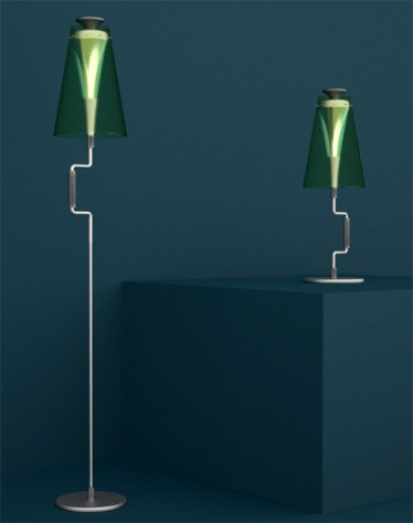 Krank Wind Up Lamp