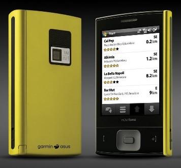 Asus / Garmin Nuvifone M20