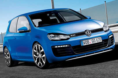 New VW Golf R20T