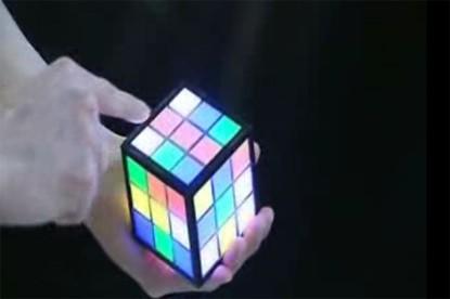 Rubiks Electronic Cube