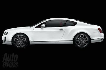 New Bentley Supersports
