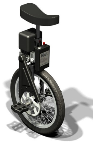 Focus Design Unicycle