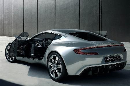 The Fast Ever Aston Martin