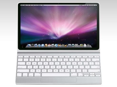 Apple TouchScreen Netbook