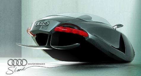 Kazim Doku's Audi Shark