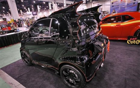 BatSmart Smart Car