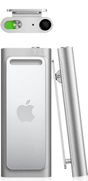 New iPod Shuffle 4GB