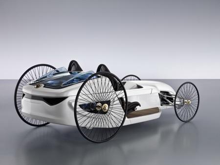 Merc FClass Roadster Hybrid