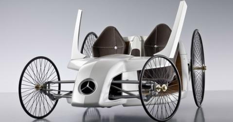 Mercedes Benz FClass Roadster