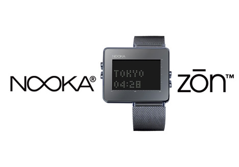 Nooka Zon Retro Watch