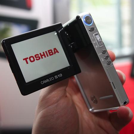 Tobisha S10 and P30 Camcorders