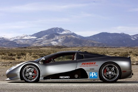 SSC Aero, The Worlds Fastest Production Car