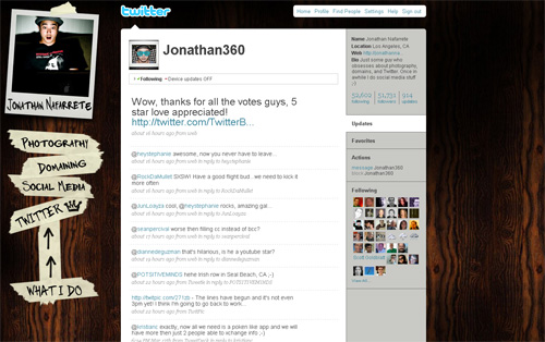 Twitter jonathan360
