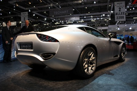 WOW - The new Zagato Perana Z-One