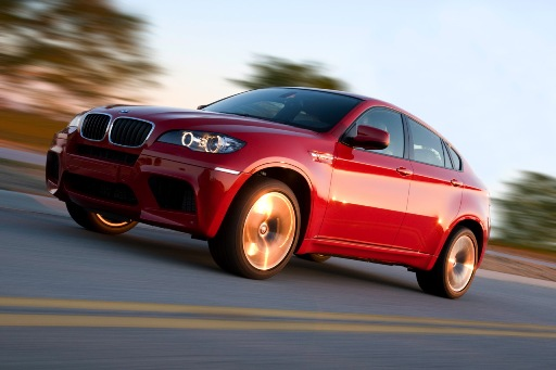 BMW X6 M Series - WOW