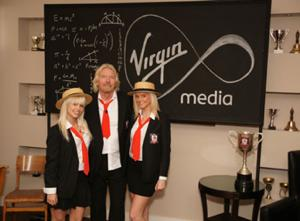 Virgin Broadband Schools