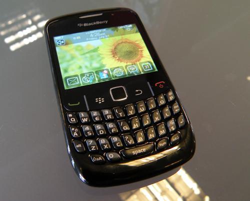New Blackberry Curve 8530
