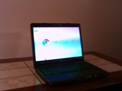 Google Chrome OS Leaked