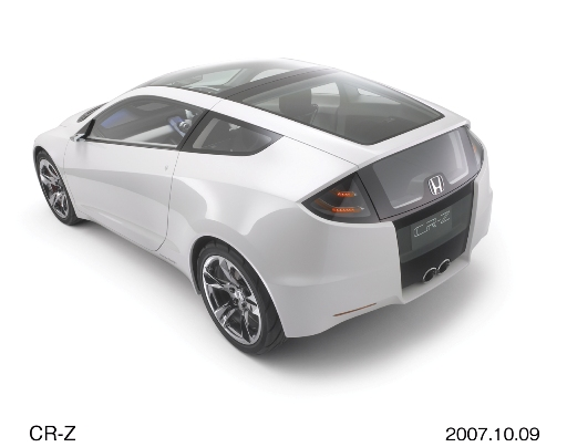 Honda CR-Z Concept to become a reality