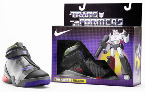 Nike Transformers Trainers