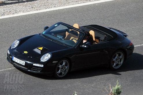 Porsche Hybrid 911