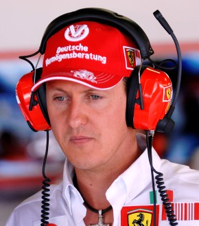 Schumacher to make a comeback