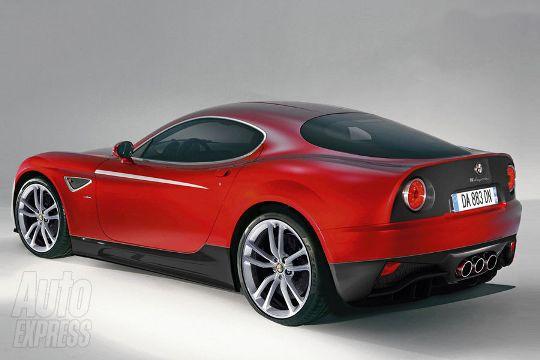Alfa 8C GTA1