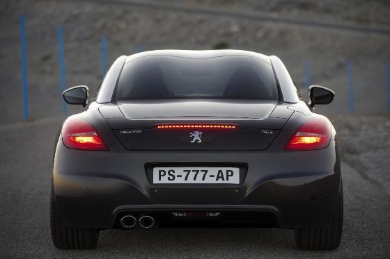New Peugeot RCZ Coupe