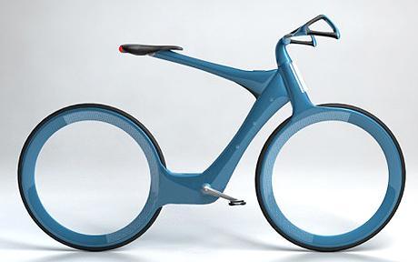 Intelligent Bike by Chris Boardman