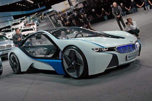BMW Eco Sportscar