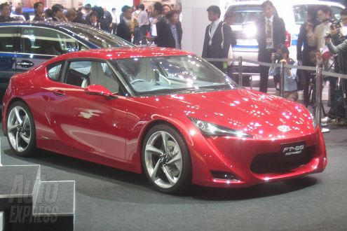 New Toyota Celica Replacement