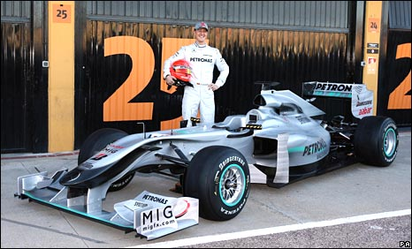 Mercedes Unveil New F Car Average Joes - New cars 2010