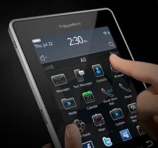 RIM BlackBerry BlackPad