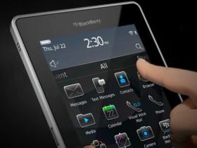 BlackBerry Blackpad Rumours