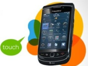 BlackBerry Torch Announced