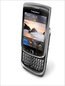 BlackBerry Torch Released
