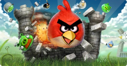 Angry Birds Coming to Playstation