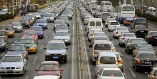 Longest Traffic Jam in China