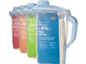Eco Milk Bags