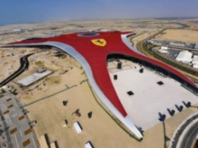 Ferrari World Abu Dhabi Revealed
