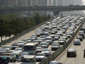 China's Longest Traffic Jam