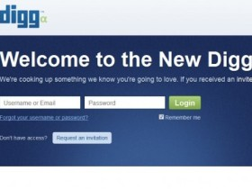 What's wrong with the new Digg?
