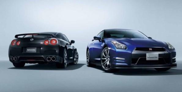 New Nissan GTR