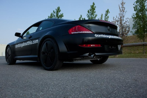 BMW's New Eco Car