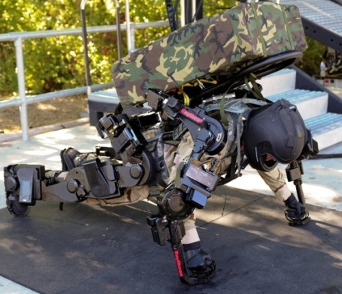 XOS2 Exoskeleton